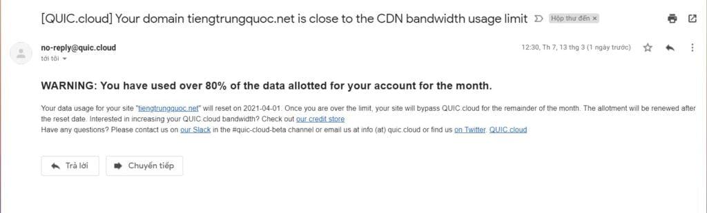 QUIC.Cloud CDN 80